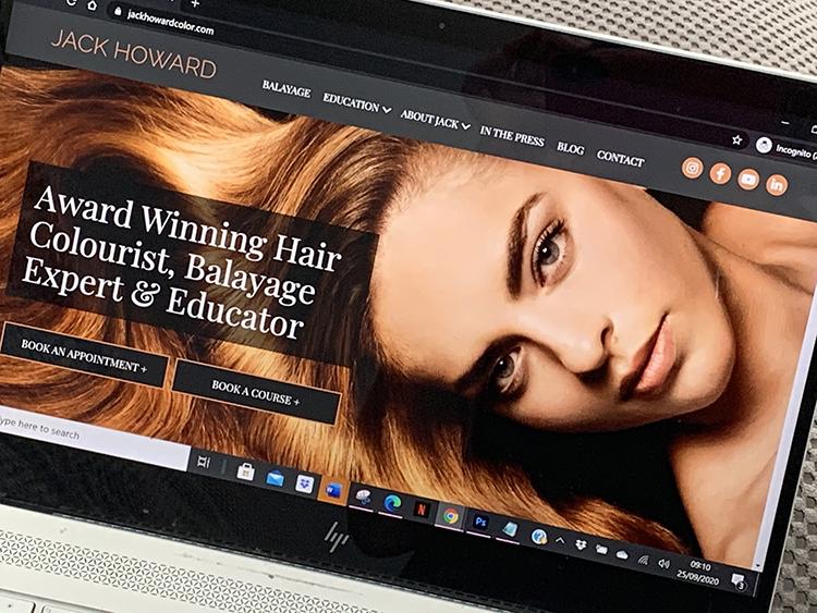 Jack Howard website