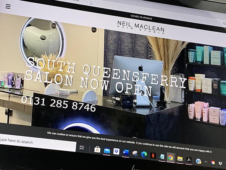 Neil Maclean Hair Salon